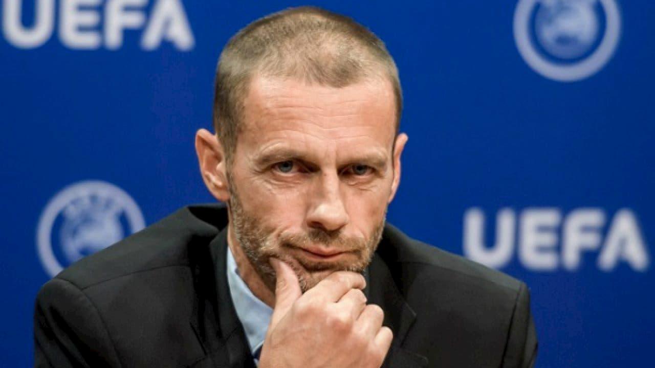 Meglio tardi che mai: l'Uefa si ferma