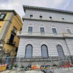 Chiaia, Palazzo Guevara è tornato