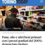 Prezzi gonfiati a Torino. Succede al Nord. A Napoli invece gara di solidarietà