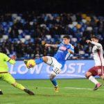 Il Napoli vince ma soffre troppo: gli azzurri battono il Torino ma tengono in gara i granata fino alla fine