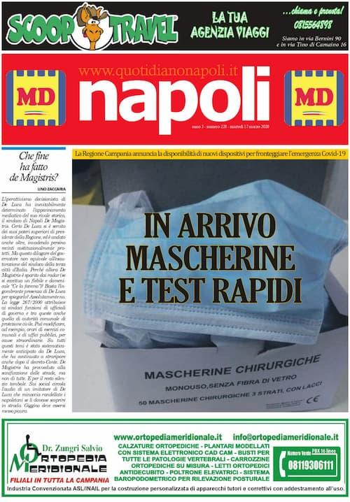 Sfoglia il giornale di oggi martedì 17 marzo