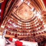 Teatro Bellini di Napoli comunica la sospensione degli spettacoli e delle attività collaterali e didattiche in programma da oggi, 5 marzo, fino al prossimo 3 aprile.