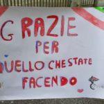 Villaricca, il bel gesto di solidarietà di una bimba ai carabinieri