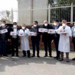 Coronavirus, solidarietà dalla Cina: donati dispositivi anti-contagio al Cotugno