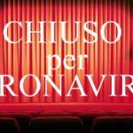 Tanti locali chiusi per Coronavirus, ci sono anche il Duel Club e il Teatro Tram