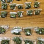 Brusciano, sequestrate più di 110 dosi di droga pronte per lo spaccio: arrestato pusher 23enne