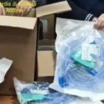 Società di Milano vende respiratori alla Grecia: sequestro e denuncia