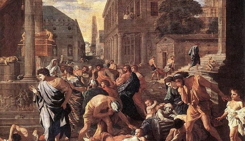 Quando la peste decimò Atene