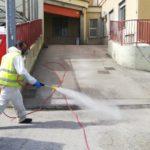 """Sanificazione strade, de Magistris: """"I mezzi sono pochi ma sarà fatta ovunque"""""""