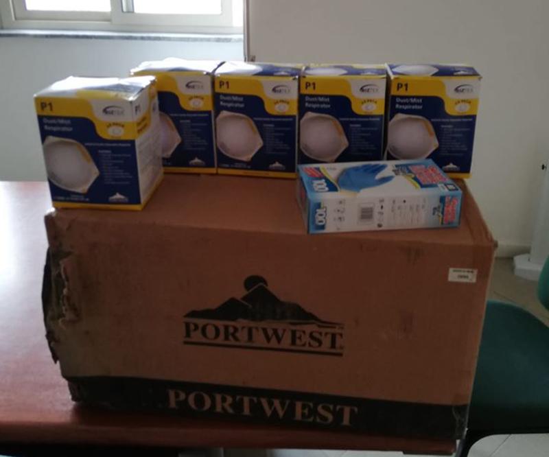 Armena Sviluppo, consegnate 400 mascherine agli operatori socio-assistenziali
