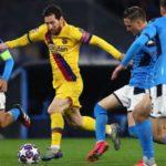 L'Uefa annulla le gare di Roma e Inter. Rischio rinvio per Barcellona-Napoli