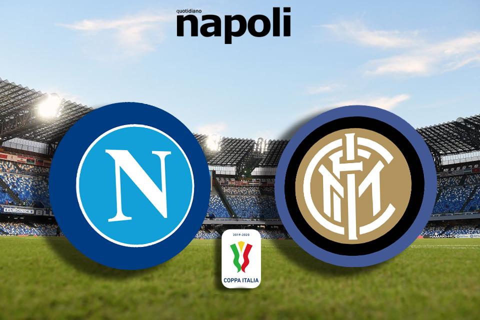 Coppa Italia: rinviata anche Napoli – Inter