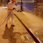Napoli, igienizzazione delle strade: il calendario degli interventi