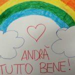 Ponticelli, i bambini ringraziano i carabinieri con uno striscione