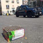 Ercolano, festa di Pasqua con i fuochi d'artificio: 32enne sanzionato