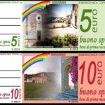 """Coronavirus, sindaco cilentano """"conia"""" banconote per i bisognosi"""