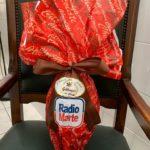 Radio Marte per i medici del Cotugno Uova di cioccolato a chi opera in prima linea