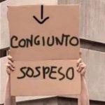 """Trionfa  la fantasia napoletana: compare il """"congiunto sospeso"""""""
