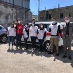 Coronavirus, Alma Mundi onlus dona un'autovettura alla Croce Rossa