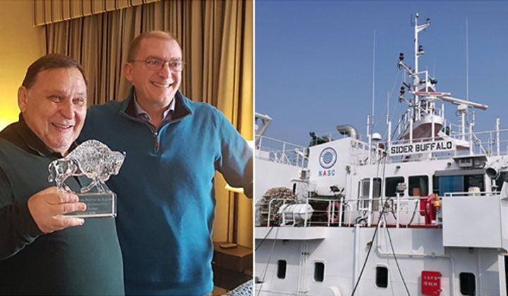 "Nova Marine Carriers prende in consegna la nave mini-bulker ""Sider Buffalo"""