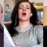 """(Video) """"Dal tuo Stellato Soglio"""" di Rossini: il canto preghiera dell'associazione Noi per Napoli"""