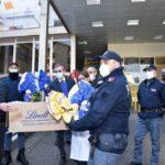 Uova di Pasqua rubate a un minimarket e poi ritrovate: il titolare le dona al Santobono