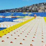 """""""Isoliamoci"""", il progetto sociale che riconsegna il mare ai napoletani 'in sicurezza'"""