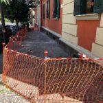 Paura al Vomero: cadono calcinacci in via Tino di Camaino