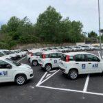 Asl Napoli 1 Centro, nuove auto per i servizi sul territorio e la lotta al Coronavirus