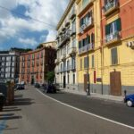 Corso Vittorio Emanuele, dispositivo di traffico per lavori fino al 30 giugno