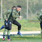 Da domani il Napoli torna ad allenarsi a Castelvolturno