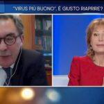 """Coronavirus, il virologo Clementi: """"Diventerà presto come un raffreddore. Vi spiego perché"""""""