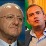 """Campania zona arancione, de Magistris contro De Luca: """"Serve rispetto, i cittadini non sono sudditi"""""""