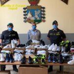 Napoli, fase 2 anche per il mercato del falso: 60mila articoli sequestrati