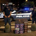 Santa Lucia, fuochi d'artificio in strada per festeggiare un compleanno: due denunciati