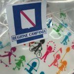 Campania, al via la distribuzione delle mascherine per i bambini: kit per due fasce d'età