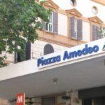 Linea 2, stop ai treni nel fine settimana per lavori alla fermata di piazza Amedeo