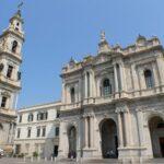 Pompei, la supplica alla Madonna del Rosario senza fedeli