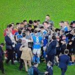 Napoli-Juve, il trionfo del cuore azzurro!!!