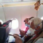 Rischio contagio in volo, imprenditore napoletano denuncia compagnia aerea