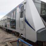 Linea 1, dalla Spagna il secondo dei nuovi treni per la metropolitana di Napoli