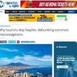 """""""Sfatiamo i luoghi comuni su Napoli"""": l'articolo per stranieri in Italia che demolisce i pregiudizi sulla città"""