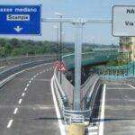 Lavori sull'Asse Perimetrale di Scampia, istituto il dispositivo di traffico