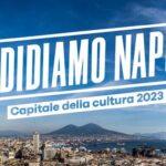 Napoli capitale della cultura? Plebiscito di consensi sul web