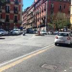 Lavori al corso Vittorio Emanuele, nuovo dispositivo di traffico fino al 7 agosto