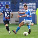 Fermata a Bergamo la rincorsa Champions