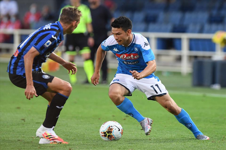 Stop Napoli contro la Dea, i ragazzi di Gattuso si arrendono alla corsa champions