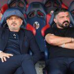 Finisce in parità al Dall'Ara, brutto Napoli nella ripresa con un Bologna che sfiora la vittoria nel finale