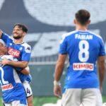 Genoa-Napoli: vittoria degli azzurri per 1-2, buona prestazione a Marassi, in gol Mertens e Lozano