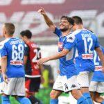 Un Napoli maturo vince anche a Genova